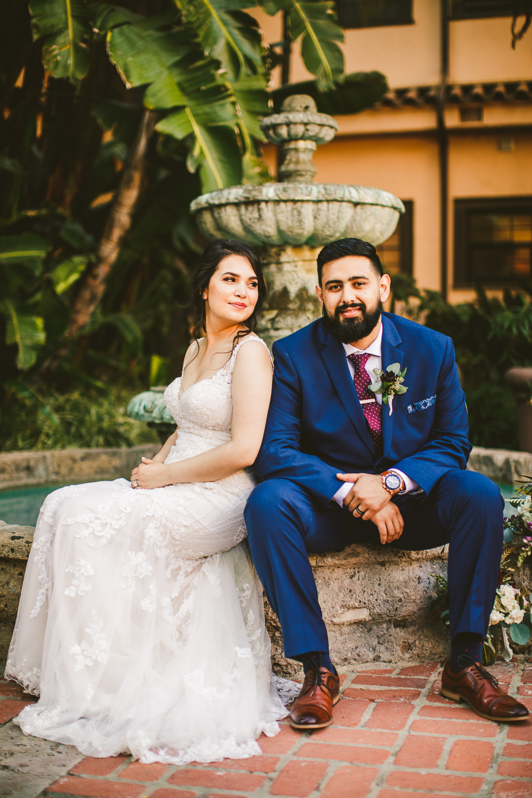 ALEJANDRA & DAVID